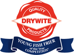 Drywite fish frier of the year